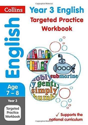 [F.r.e.e] Year 3 English Targeted Practice Workbook (Collins KS2 SATs Revision and Practice) PDF