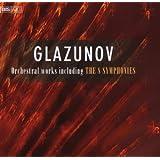 Glazunov - The Complete Symphonies
