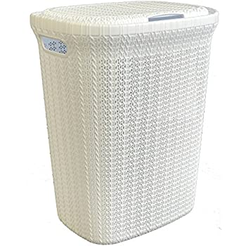 Amazon Com Curver By Lamont Home 60l Rectangle Laundry