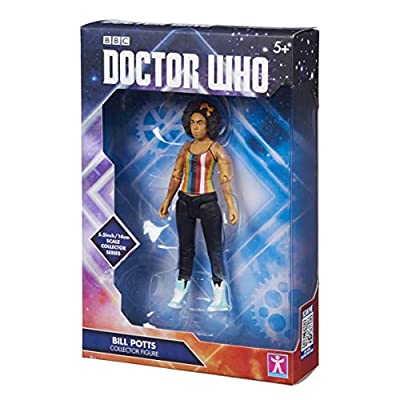 Doctor Who 06690 Bill Potts Action Figure: Toys & Games