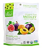 Fruit Bliss Organic Dried Fruit Medley, 5 oz, Pack of 6