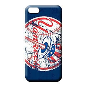 diy zheng Ipod Touch 4 4th covers Plastic Eco-friendly Packaging phone cases new york yankees mlb baseball
