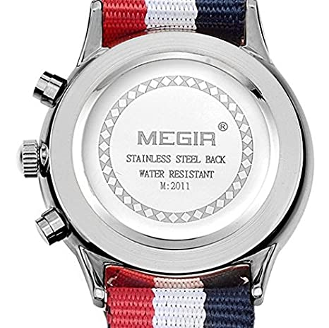 Amazon.com: Relojes de Hombre Fashion Sports Casual Para Caballero De Moda RE0047: Watches
