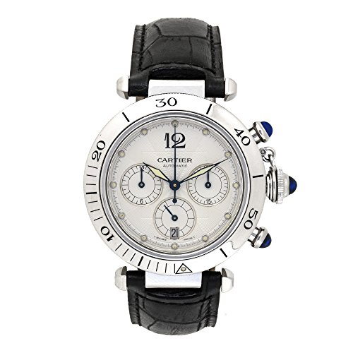 Cartier Pasha automatic-self-wind mens Watch 2113 (Certified Pre-owned)