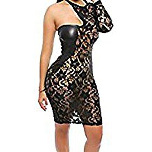 Pertul Ltd. -  Vestito  - Donna nero Black Small