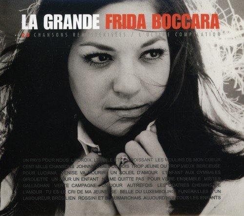 Frida Boccara // La Grande Frida Boccara