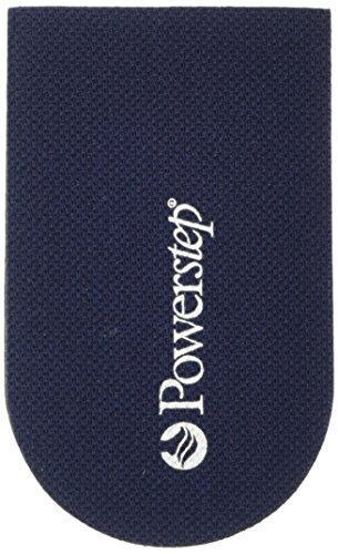 Powerstep Adjustable Heel Lift Cushion, blue Medium Regular US