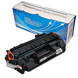 Starink Compatible Toner Cartridge for HP 05A CE505A 80A CF280A Replacement with HP LaserJet Pro M400 M401 M425 P2035 P2050 P2055 Printer (1-Black)