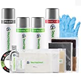 TouchUpDirect Ford Exact-Match Automotive Touch-Up Paint - White Platinum Tricoat UG - Aerosol - Platinum Package