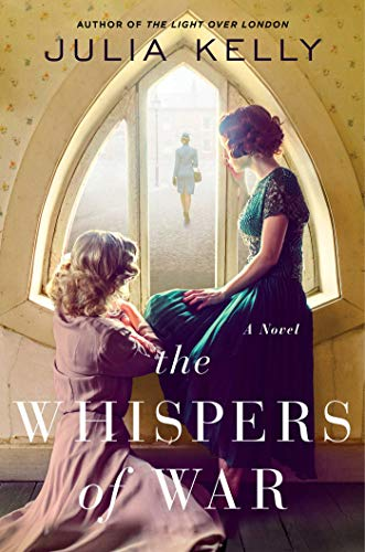 Book Cover: The Whispers of War