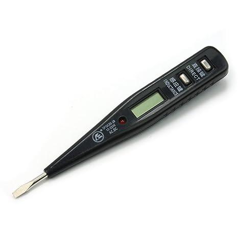 Lecimo Auto Rango MultíMetro Digital Voltaje Ac Detector PortáTil Tester Medidor ElectróNico Instrumento De MedicióN Prueba