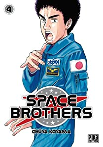"""Afficher """"Space brothers n° 4"""""""
