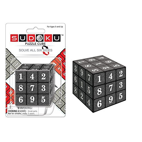 Loftus Sudoku Puzzle Cube (24/Case) - Sudoku Cube