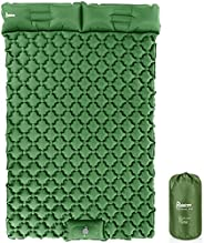 """Sleeping Pad Camping, Relefree Upgraded Inflatable Camping Mat with Built-in Pump, 2.5"""" Thick Sleeping Pa"""