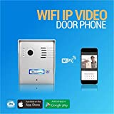 New Global Video Door Phone Wireless WIFI IP intercom System without Keyboard