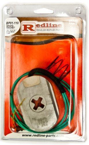 Trailer Brake Magnet for Dexter 10'' Drum, Redline BP01-110