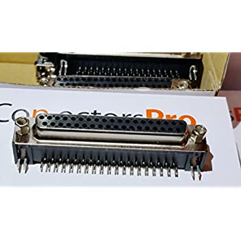 DB25 D-SUB Female 25Pin Plug Breakout PCB Board 2 Row Terminals ConnectorHD