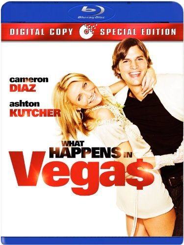What Happens In Vegas: Extended Jackpot Special Edition Blu-ray