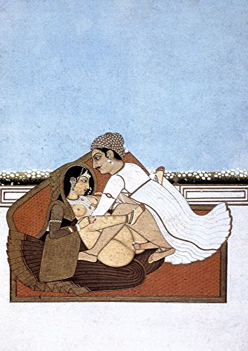 - Kama Sutra 18Th Century NKama Sutra By Vatsyayana Indian Miniature Painting Jaipur Late 18Th Century Poster Print by (18 x 24)