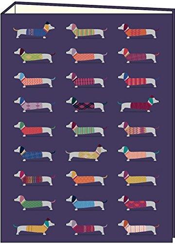 Art File, Raccoglitore ad anelli, formato A4, linea Frank The Sausage Dog