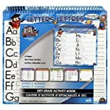 3 PC Office System Dry Erase Cork & File Board