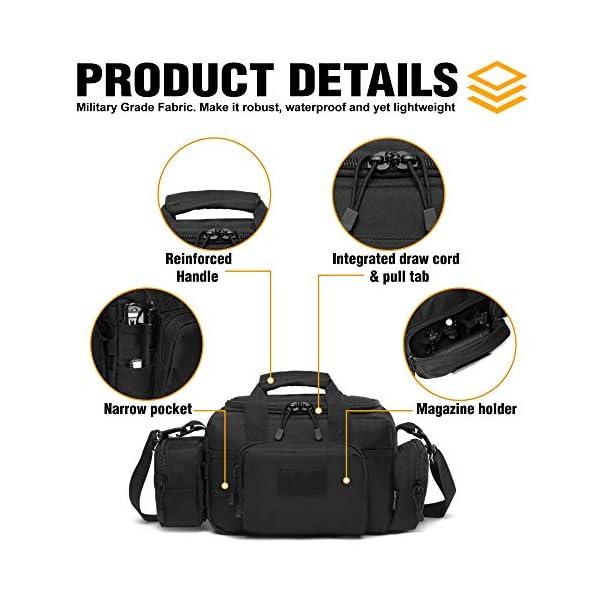 DBTAC Range Bag