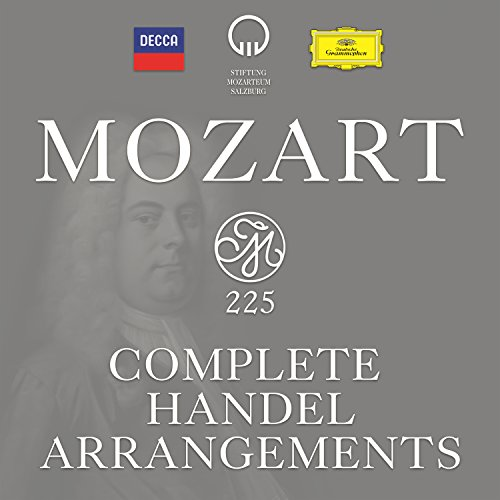 Acc Hat - Handel: Alexander's Feast, HWV.75 - Arr. Mozart / Part 2 - Acc. Recit: