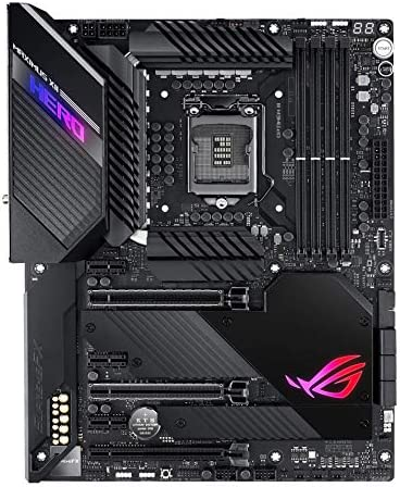 ASUS ROG MAXUMUS XII FORMULA best motherboards for RTX 3090