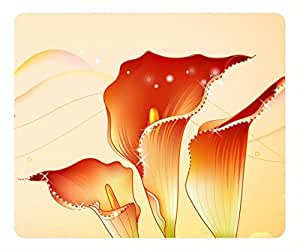 Calla Lily Blossom POP Masterpiece Limited Design Oblong Mouse Pad by Cases & Mousepads