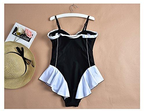 Pelle Chiusa Alto Puro di Punta VogueZone009 37 Elastico Bianco Tacco Maiale Donna Sandali Y8xnqapE