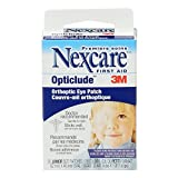 Nexcare Opticlude Eye Patch, Junior Size, 20 Count