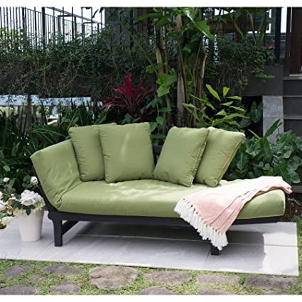 Amazon Com Better Homes And Gardens Delahey Studio Day Sofa With