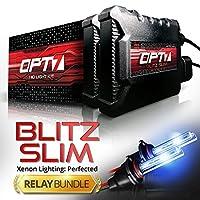 OPT7 Blitz Slim High Beam HID Kit - Bundle Parent