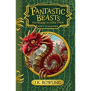 Fantastic-Beasts-and-Where-to-Find-Them-Hogwarts-Library-Book-Paperback--25-Jan-2018
