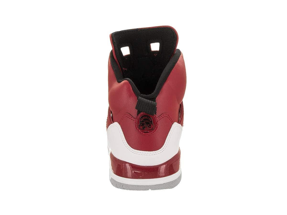 Jordan Spizike BG Big Kids Shoes Gym Red//Black//White//Wolf Grey 317321-603 5 M US