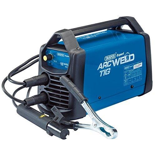 Draper 63581 150 A Expert ARC/TIG Inverter Welder Kit - B...