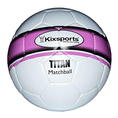 Kixsports Titan Elite Match Soccer Ball  - Pro Premier European Match Shopping Results