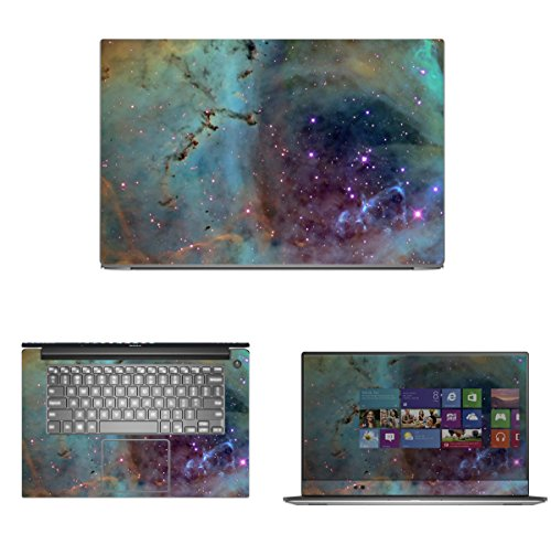 Decalrus - Protective Decal Skin skins Sticker for Dell XPS 15 9550/9560 (15.6