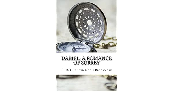 Dariel: A Romance of Surrey: Amazon.es: R. D. (Richard Dod)  Blackmore: Libros en idiomas extranjeros