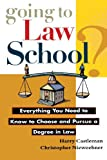 Going to Law School?, Harry Castleman and Christopher Niewoehner, 0471149071