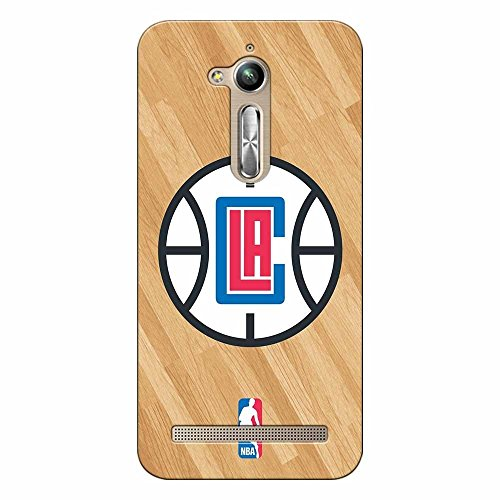 Capa de Celular NBA - Zenfone Go ZB500KL - L.A. Clippers - NBAB15