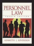 img - for Personnel Law (4th Edition) by Kenneth Sovereign (1998-10-10) book / textbook / text book
