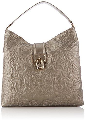 a Spalla 102 Borsa Donna Cavalli Hobo Diva Bag Lace 005 102 Gold Oro X7xw0Yqx