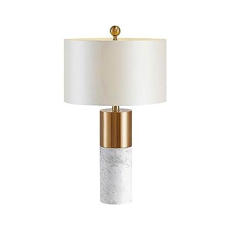 Mármol Mini Decor lámpara de Mesa, Nordic Simple Tabla Luces Globo ...