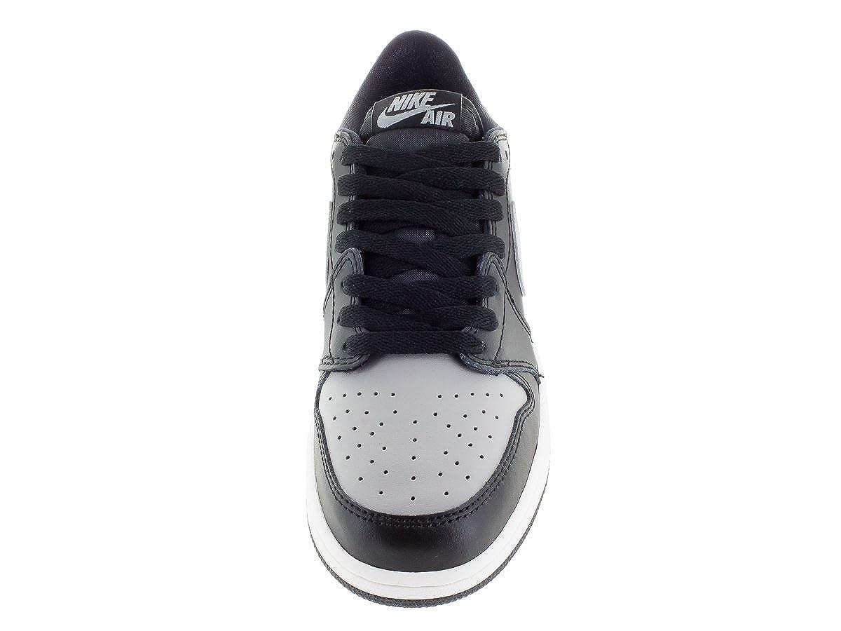 Jordan Boys Air 1 Retro Low Basketball Shoes