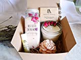 SHIP NEXT DAY Best Sister Gifts, Best Sister Ever Gifts for Sister Birthday, Best Sister - Gift Basket - Spa Gift set - Birthday Gift ideas for Sister (Arrive in 1-3 business days once shipped!)