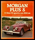 Morgan Plus 8 -Ah, Robson, Graham, 0850455499