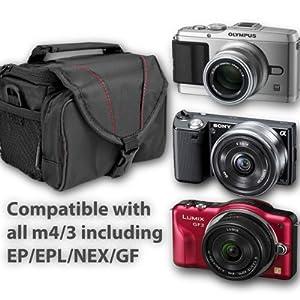 Amazon.com : GMYLE (TM) Micro 4/3 Digital Camera Gadget ...
