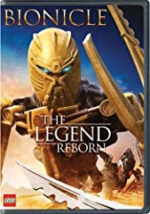 Your favorite BIONICLE® heroes come to life in this thrilling, all-new movie adventure filled with action and excitement! Mata Nui, once a great and powerful ruler, finds himself in a remote wasteland of scrap parts and burnished metals. Afte...