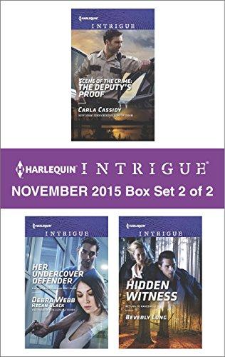 book cover of Harlequin Intrigue November 2015 - Box Set 2 of 2